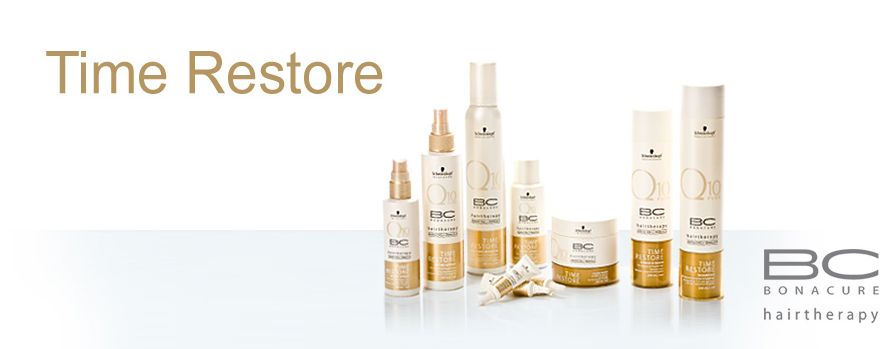 Bonacure Time Restore Theory For Hair